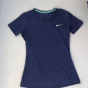 Women's Nike Pro Dri-fit workout shirt